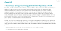 CSU Advantage Energy Technology Data Center Migration Case Study Paper