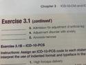 Comolete 2 short Medical Tasks